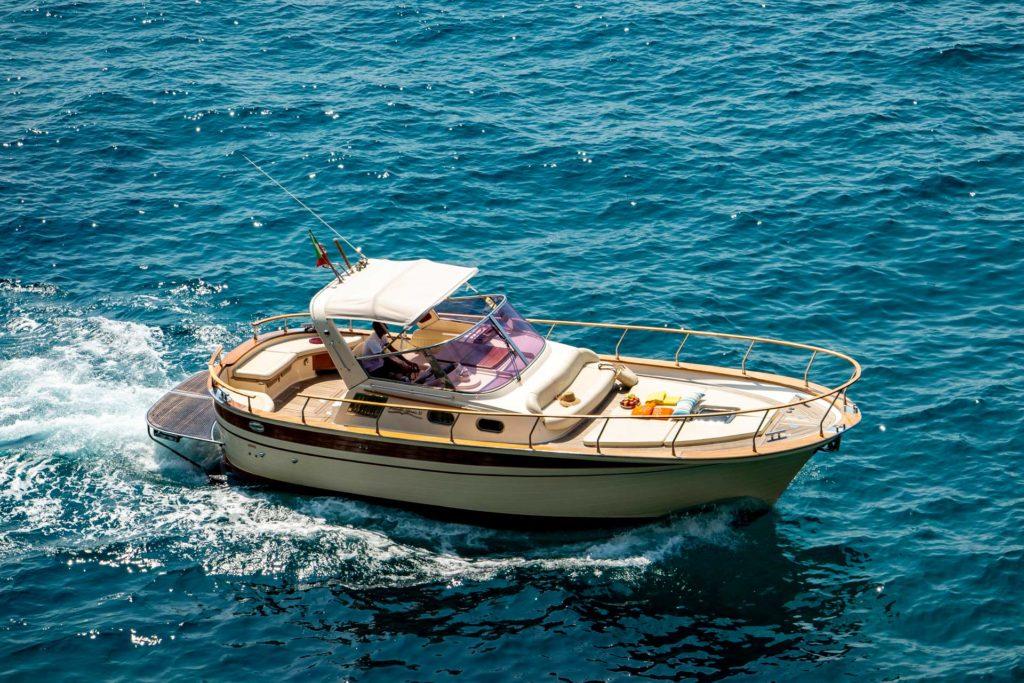 Mamma Mia boat