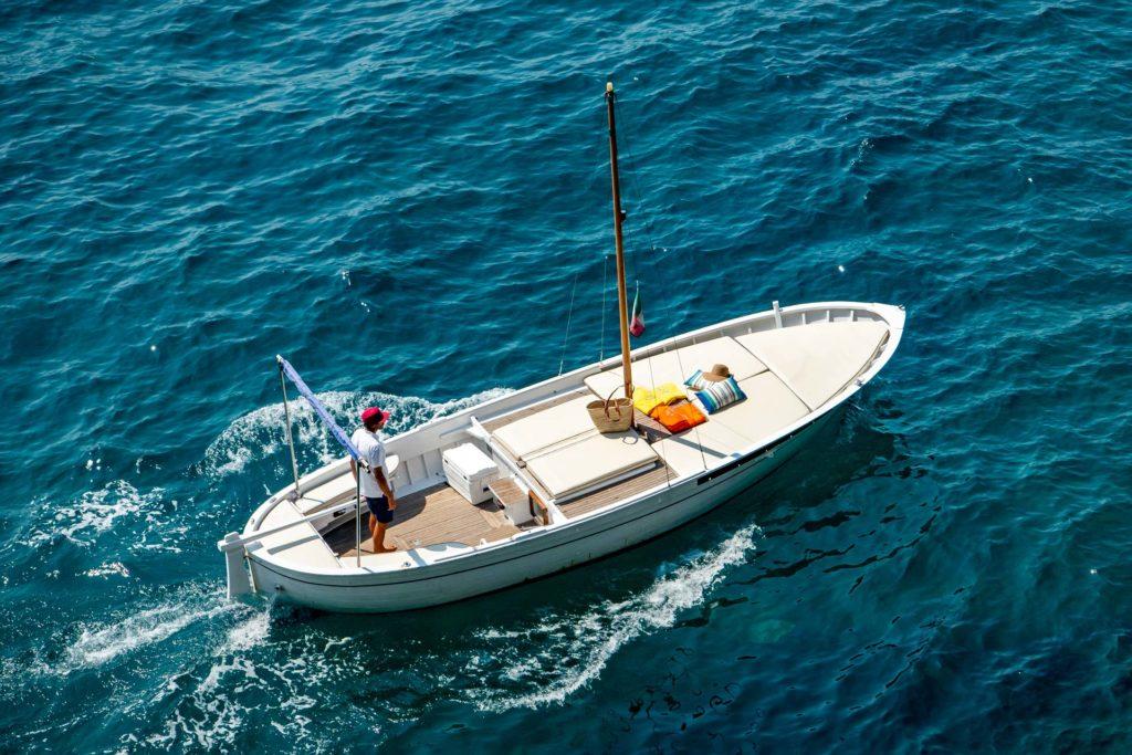 San Nicola boat