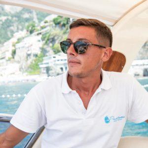 Francesco - Jolly Boat Positano